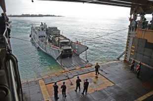 Dock landing ship USS Ashland (LSD-48) 3