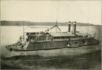Ironclad USS Cincinnati (1861)
