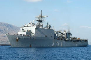 Dock landing ship USS Ashland (LSD-48) 0