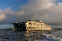 Expeditionary fast transport USNS Puerto Rico (T-EPF-11)