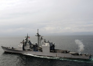 Guided-missile cruiser USS Philippine Sea (CG-58) 1