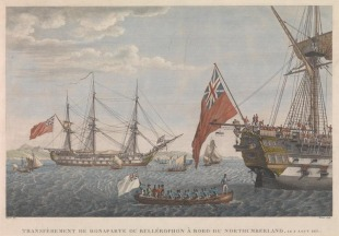 Third-rate ship of the line HMS Northumberland (1798) 1