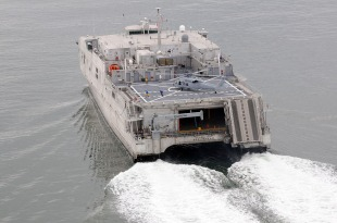 Spearhead-class expeditionary fast transport 1