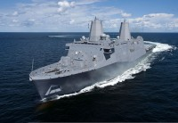 Amphibious transport dock USS Somerset (LPD-25)