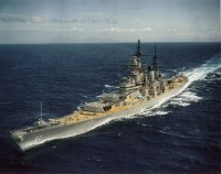 Battleship USS New Jersey (BB-62)