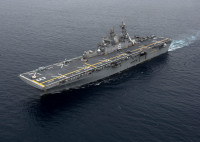 Amphibious assault ship USS America (LHA-6)