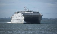 Expeditionary fast transport USNS Brunswick (T-EPF-6)