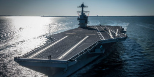 Gerald R. Ford-class aircraft carrier 0