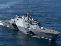 Littoral combat ship USS Freedom (LCS-1)