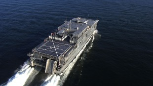 Expeditionary fast transport USNS Fall River (T-EPF-4) 2