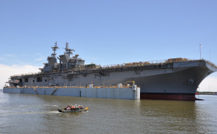 America-class amphibious assault ship 3