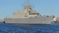 Littoral combat ship USS Little Rock (LCS-9)