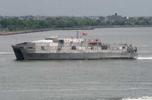 Expeditionary fast transport USNS City of Bismarck (T-EPF-9) 0