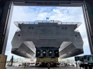 Littoral combat ship USS Oakland (LCS-24) 0