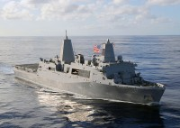 Amphibious transport dock USS San Antonio (LPD-17)