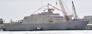 Littoral combat ship USS Sioux City (LCS-11) 4