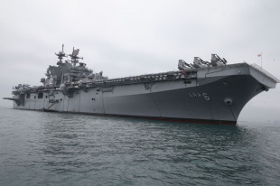 America-class amphibious assault ship 2