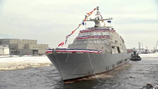 Littoral combat ship USS Sioux City (LCS-11) 2