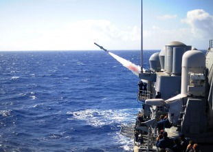Guided-missile cruiser USS Princeton (CG-59) 3