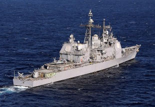 Guided-missile cruiser USS Philippine Sea (CG-58) 2