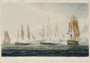 Third-rate ship of the line HMS Northumberland (1798) 0