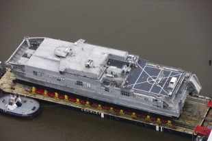 Expeditionary fast transport USNS City of Bismarck (T-EPF-9) 4