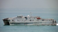 Expeditionary fast transport USNS Millinocket (T-EPF-3)