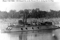 Ironclad USS Mound City (1861)