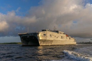 Expeditionary fast transport USNS Puerto Rico (T-EPF-11) 0