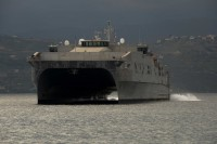 Expeditionary fast transport USNS Choctaw County (T-EPF-2)