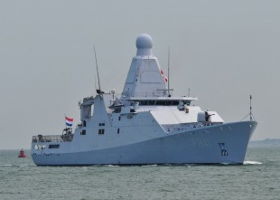 Holland-class offshore patrol vessel 2