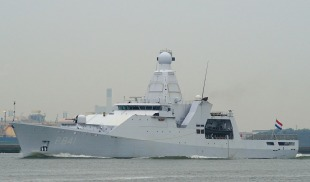 Holland-class offshore patrol vessel 1