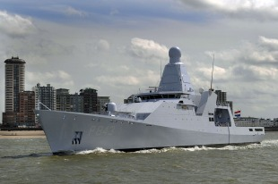 Holland-class offshore patrol vessel 3
