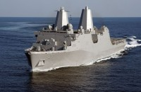 Amphibious transport dock USS Anchorage (LPD-23)