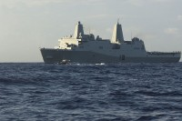 Amphibious transport dock USS John P. Murtha (LPD-26)