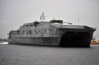Expeditionary fast transport USNS Spearhead (T-EPF-1)
