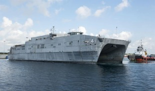 Expeditionary fast transport USNS Fall River (T-EPF-4) 0