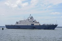 Littoral combat ship USS Milwaukee (LCS-5)