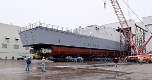 Littoral combat ship USS Sioux City (LCS-11) 5