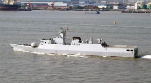 Corvette Nanchong (557) 1