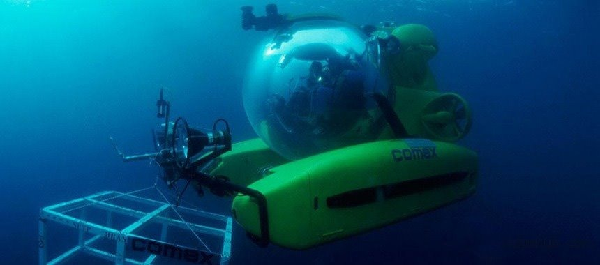 Modern underwater vehicles