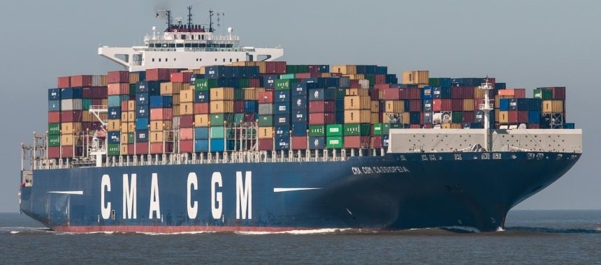 CMA CGM launches new cargo delivery by sea