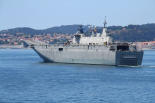 Juan Carlos I - class amphibious assault ship 2
