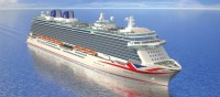 The newest liner Britannia