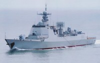 Guided missile destroyer Chengdu (DDG 120)