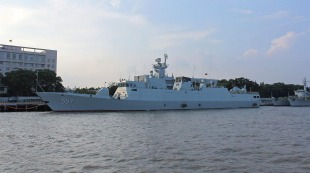 Corvette Nanchong (557) 0