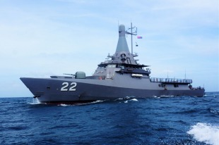 Littoral Mission Vessel RSS Fearless (22) 1