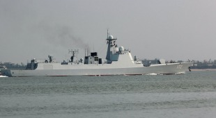 Guided missile destroyer Kunming (DDG 172) 1