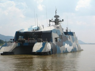 Houbei-class missile boat (Type 22) 7