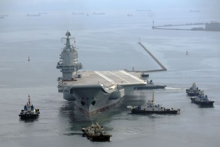 Aircraft carrier Liaoning (16) 2